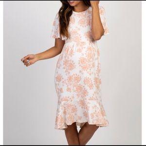 Pinkblush Maternity Dress Size small!